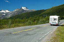 Norwegen Wohnmobil Vermietung