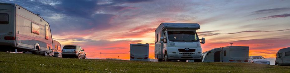 Camper und Wohnmobil Modelle