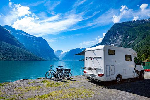 Länderinfos für Camper Ferien