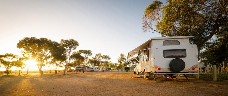 Australien Motorhome Campground