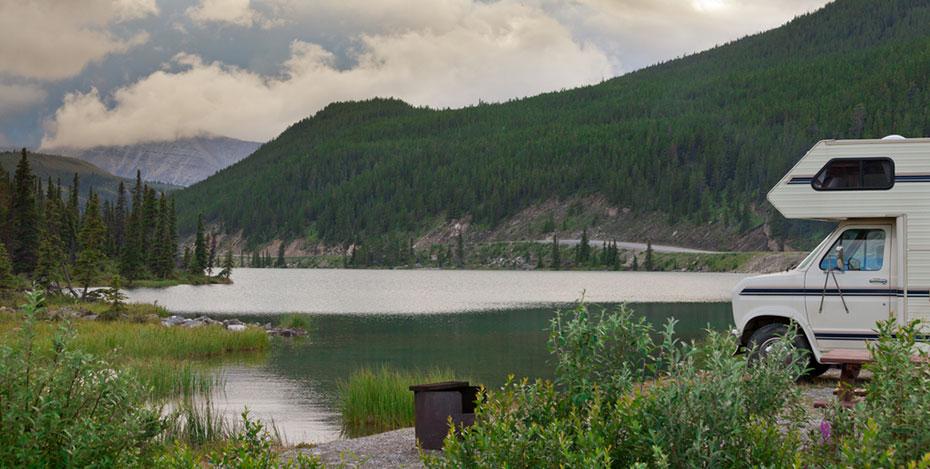 Kanada Camper Reisen